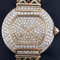 Cartier God Gult guld Kvarts