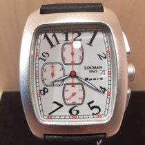 Locman Sport Tonneau Aluminij 42mm Bjel Arapski brojevi