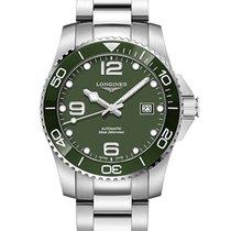 Longines HydroConquest Steel 41mm Green
