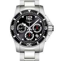 Longines HydroConquest L3.744.4.56.6 2020 new