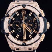 Hublot Růžové zlato 48mm Automatika 701.OX.0180.RX.1704 použité