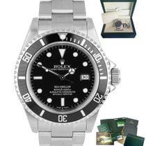 Rolex Sea-Dweller 4000 Steel 40mm Black United States of America, New York, Smithtown