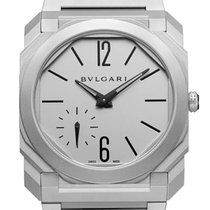 Bulgari Steel 40mm Automatic 103011 new United Kingdom