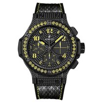 Hublot Big Bang 41 mm Steel 41mm Black