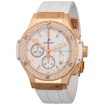 Hublot Big Bang 41 mm Rose gold 41mm White United States of America, New York, New York