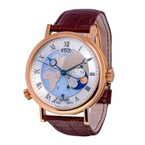 Breguet Classique Rose gold 43mm Silver United States of America, New York, New York