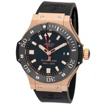 Hublot Big Bang King Rose gold 44mm Black United States of America, New York, New York