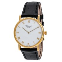Chopard Classic Yellow gold 33.6mm White United States of America, New York, New York