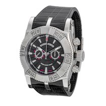 Roger Dubuis Easy Diver Steel 46mm Black United States of America, New York, New York