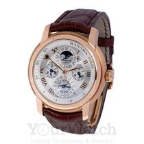 Audemars Piguet Jules Audemars Rose gold 43mm Silver United States of America, New York, New York