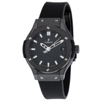 Hublot Classic Fusion Quartz Ceramic 33mm Black United States of America, New York, New York