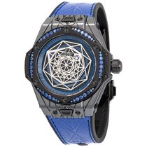 Hublot Big Bang Sang Bleu Ceramic 39mm Black United States of America, New York, New York