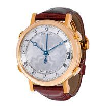 Breguet Classique Yellow gold 48mm Silver United States of America, New York, New York