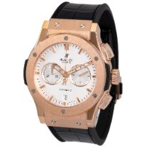 Hublot Classic Fusion Chronograph Rose gold 42mm Silver United States of America, New York, New York