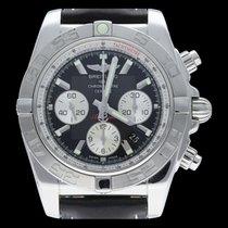 Breitling Chronomat 44 Zeljezo 44mm Plav-modar Bez brojeva