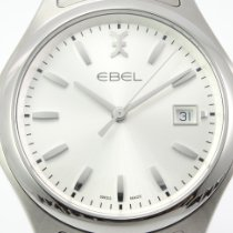 Ebel 1216200 Steel 2020 Wave 40mm new