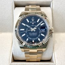 Rolex Sky-Dweller 326938 New Yellow gold 42mm Automatic