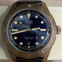 Oris Carl Brashear 01 733 7720 3185-Set LS Very good Bronze 42mm Automatic Singapore, Singapore
