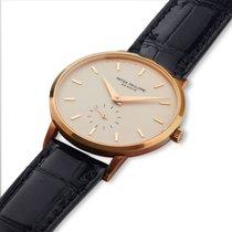 Patek Philippe Calatrava Yellow gold 33mm