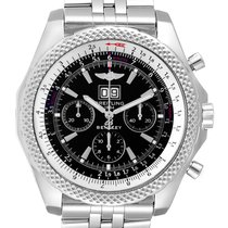 Breitling Bentley 6.75 A44362 2008 pre-owned