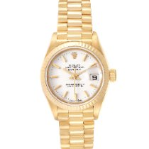 Rolex Lady-Datejust Yellow gold 26mm White United States of America, Georgia, Atlanta