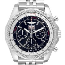 Breitling Bentley 6.75 Steel 48.7mm Black United States of America, Georgia, Atlanta
