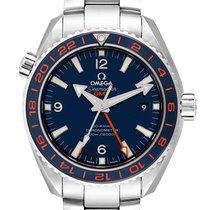 Omega Seamaster Planet Ocean 232.30.44.22.03.001 2014 pre-owned