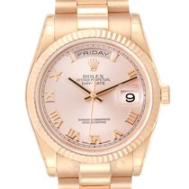 Rolex Day-Date 36 new 2005 Automatic Watch with original box 118235