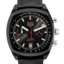 TAG Heuer Monza 42mm Black United States of America, Georgia, Atlanta