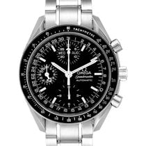 Omega Speedmaster Day Date Steel 39mm Black United States of America, Georgia, Atlanta