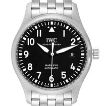 IWC Pilot Mark IW327011 2016 pre-owned