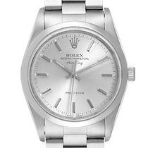 Rolex Air King Precision Steel 34mm Silver United States of America, Georgia, Atlanta