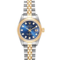 Rolex Lady-Datejust Steel 26mm Blue United States of America, Georgia, Atlanta