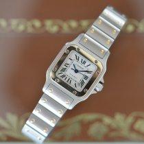 Cartier neu Automatik Zentralsekunde Zeiger aus gebläutem Stahl 40mm Gold/Stahl Saphirglas