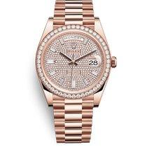 Rolex Day-Date 40 228345RBR-0002 2020 nouveau