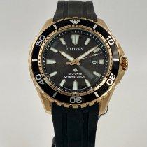 Citizen Promaster Marine Rose gold Black