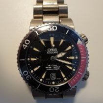Oris Divers 633-7541 2007 pre-owned
