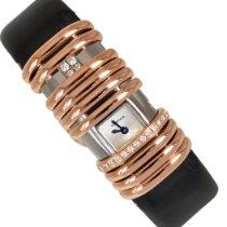 Cartier Titan Quarz Silber 16mm gebraucht
