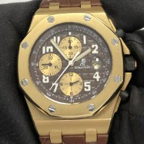 Audemars Piguet Royal Oak Offshore Chronograph Audemars Piguet Royal Oak Offshore Chronograph Gold Very good Yellow gold 42mm Automatic