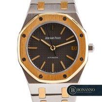 Audemars Piguet 4100SA Gold/Steel 1981 Royal Oak pre-owned