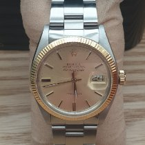 Rolex Air King Date Goud/Staal