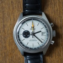 Tissot pre-owned Automatic 41mm White