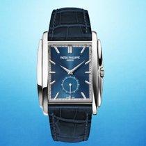 Patek Philippe Gondolo White gold 33.4mm Blue No numerals United States of America, New York, New York