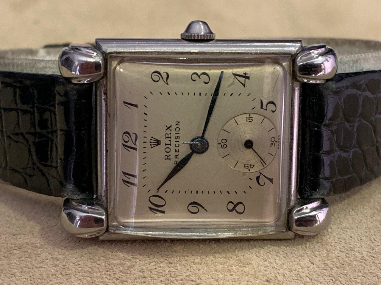 Rolex Oyster Precision Rolex 4366 1944 usato