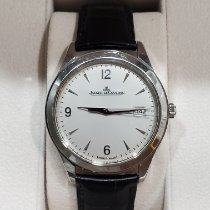 Jaeger-LeCoultre Master Control Date Steel 39mm Silver United States of America, Illinois, Chicago