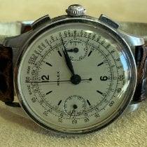 Rolex Rolex 3695 Acciaio 1956 Chronograph 36mm usato Italia, monsummano terme