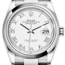 Rolex Datejust nuevo 2019 Automático Reloj con estuche y documentos originales 126200