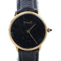 伯爵 Piaget 尚可 銀 30mm 石英