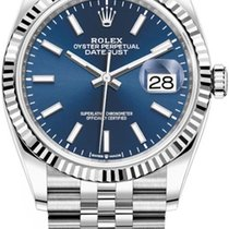 Rolex 126234 Steel 2019 Datejust 36mm new United States of America, New York, New York