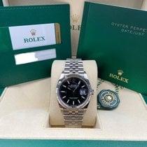 Rolex Datejust 126234 Unworn Steel 36mm Automatic United States of America, New York, New York